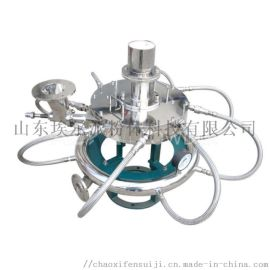 MQP气流粉碎机 化工级外置气包 医药级内置气包