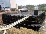 地埋一體化消防泵站 箱泵一體化安裝順序
