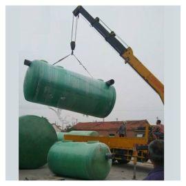 玻璃钢化粪池制造厂 霈凯环保 成品化粪池