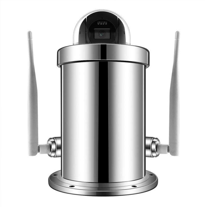 海康4G防爆球机全彩高清夜视监控球形无线摄像机厂家
