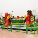 户外广场游艺器村欢乐探险 儿童观览车游乐设备