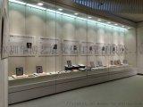 电动手机APP遥控平移门博物馆展柜定做