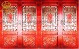 貴州仿古門窗廠家,中式寺廟雕花門窗定製廠