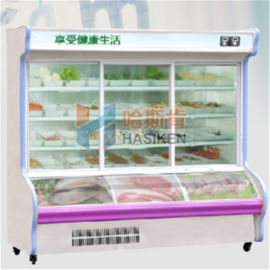 展示柜点菜柜保鲜冷藏设备供应