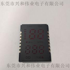 LED数码管显示屏厂家**现货供应血氧仪数码管
