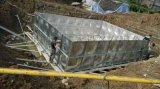 詳情抗浮式地埋箱泵一體化SW消防泵站