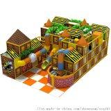 四川西藏室内儿童淘气堡主题乐园定制