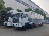 30方天锦小三轴散装饲料运输车(15吨)