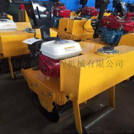 厂家供应小型压路机手扶式单钢轮压路机