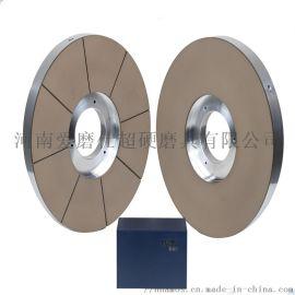 供应陶瓷CBN双端面砂轮磨盘/陶瓷CBN砂轮