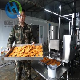 肉饼成型机  南瓜饼成型机器 紫薯饼成型全自动设备
