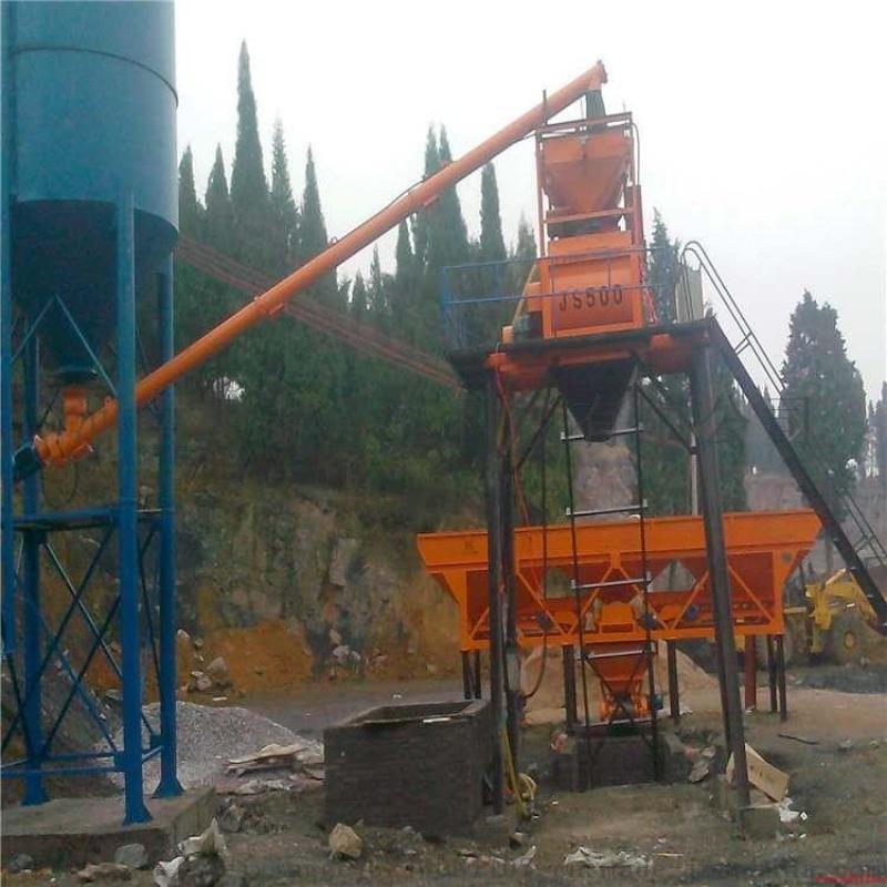 河南中泰重工   25型混凝土搅拌站