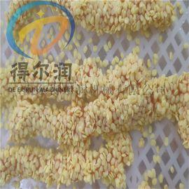 雪花片条上糠机 鸡排全自动生产线