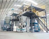 一套生产猫砂的设备要多少费用 成套   猫砂生产线