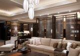 不鏽鋼屏風隔斷 玫瑰金鏤空雕花 現代中式客廳玄關