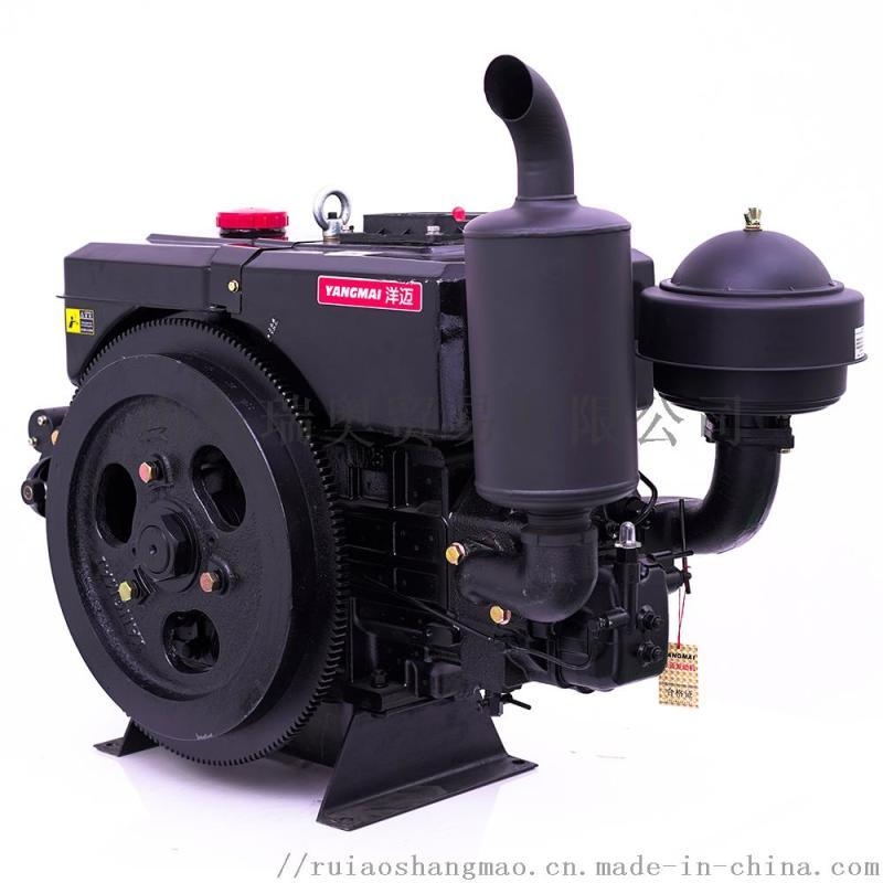 洋迈柴油发动机船用**单缸柴油机洋马机型YM28