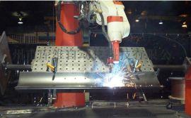 高精度自动焊接机器人,压力容器自动焊接生产线