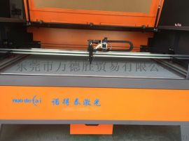深圳亚克力木板皮革布料非金属材料激光切割机