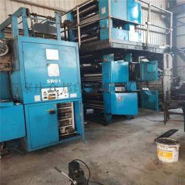 上海高斯ssc八色塔机 书刊轮转印刷机 八色印刷机