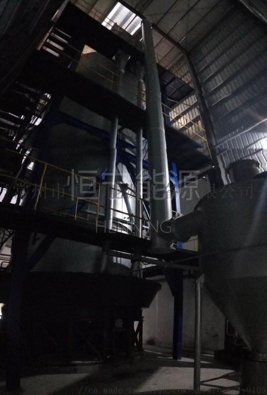 高效能生物質燃氣鍋爐