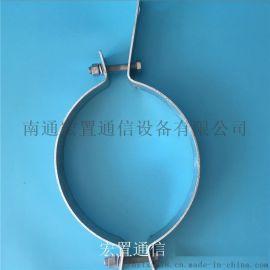 热镀锌双合紧固件参数 BG-230单长尾抱箍