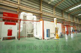 厂家供应江西江苏浙江大旋风涂装生产线配环保设备