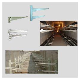 直埋式电缆支架 泽润 玻璃钢支架 复合电缆支架