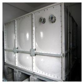 闭式承压水箱 泽润 玻璃钢水箱 学校水箱