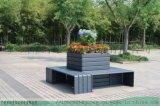 厂家定制花箱,户外园林花箱,碳化防腐花箱