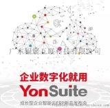 用友YonSuite 成长型企业云服务财务软件