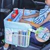 防水的婴儿汽车座位托盘儿童便携式桌子