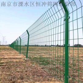栏网, 围栏网, 锌钢护栏, 南京恒冲网栏