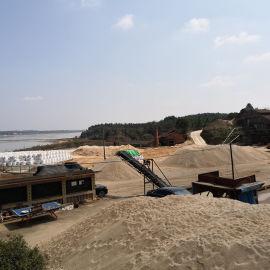 甘肃石英砂厂-西北地区甘肃源头石英砂生产基地
