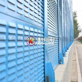 陕西商洛市政桥梁声屏障 商洛声屏障生产厂家 高速路声屏障施工
