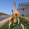 玻璃鋼長壽龜雕塑 模擬動物雕塑擺件 公園綠地小品