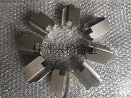 95钨镍铁高比重钨合金块