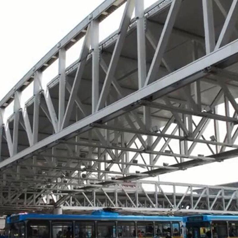 鋁合金廊橋廠家興發鋁材 鋁型材定製開模