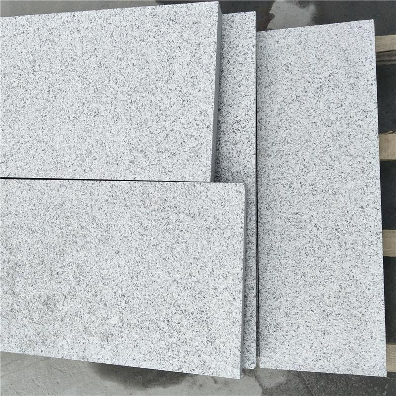 芝麻白g603規格磚 白麻g603高牆磚 廣場平磚