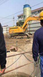 玻璃钢道路排水一体化污水提升泵站