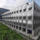 地上型箱泵一体化装配式水箱新款消防设备