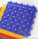 防滑耐磨悬浮拼装式地板 拼装地胶