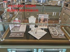 苏州珠宝展柜 精品展示柜  玻璃展柜 博物馆展示柜