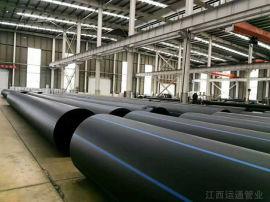 钢丝网骨架pe复合给水管厂家 塑料消防管