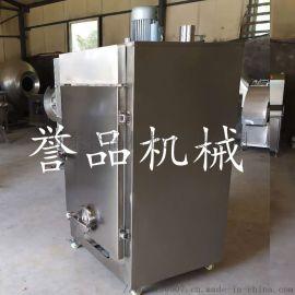 不锈钢燃气加热熏鸽子糖熏炉-熏肉类上色糖熏炉效果好