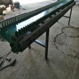 铝材装车输送机 铝材爬坡输送机 都用机械绿色流水线