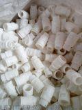 白色塑料波纹管配套用白色快速接头