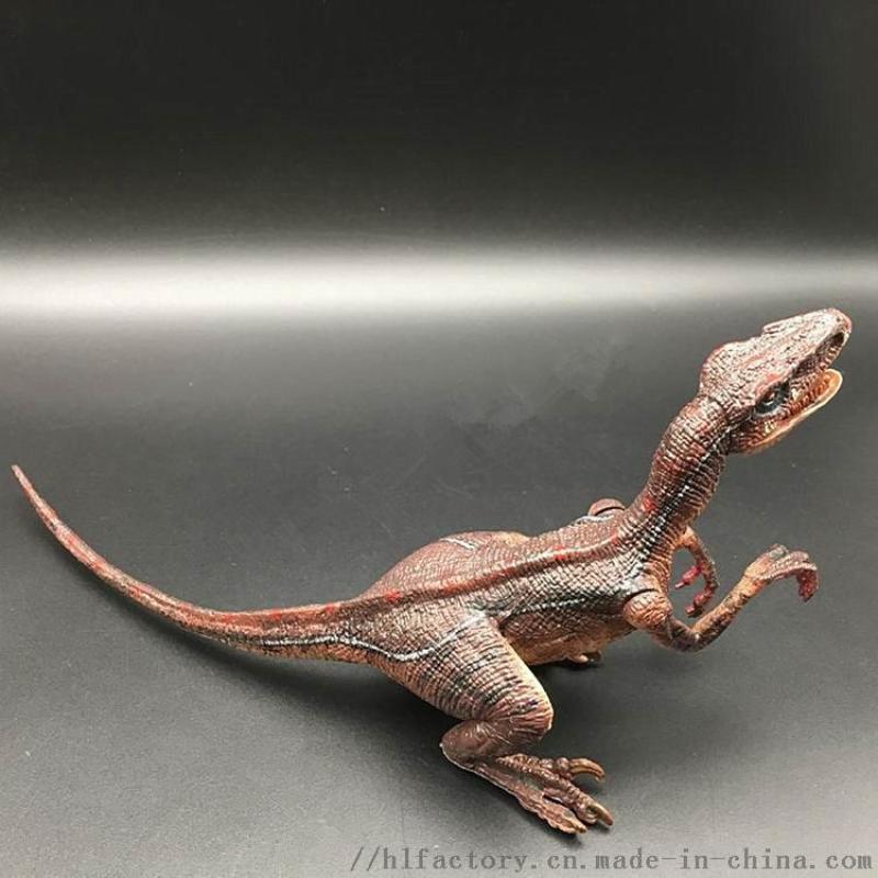 搪胶 定制仿真 侏罗纪世界恐龙模型玩具