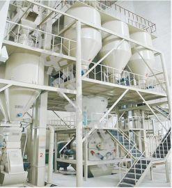 5-10吨大型饲料机械 成套商用畜牧养殖业设备机组
