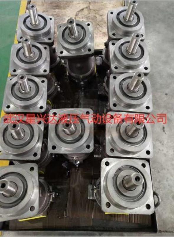 变量柱塞泵A7V117DR1RZG00