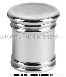 香水瓶盖定制/玻璃瓶盖/**铝制木头盖